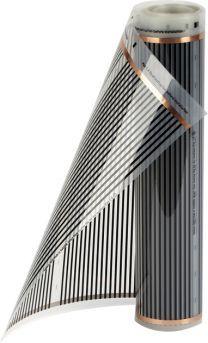 Ver el ctrico instalaci n de film radiante - Calefaccion radiante electrica ...