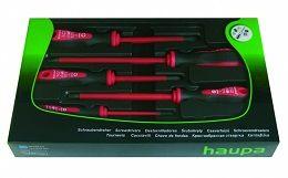 Haupa 101914 Destornillador electrico//a material antideslizante 155