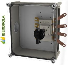 Ver Eléctrico Centralizaciones Contadores Iberdrola