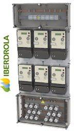 Ver Eléctrico Centralizaciones Para Contadores Iberdrola