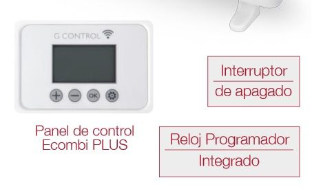 Acumulador Digital Programable ECOmbi Plus GABARRON