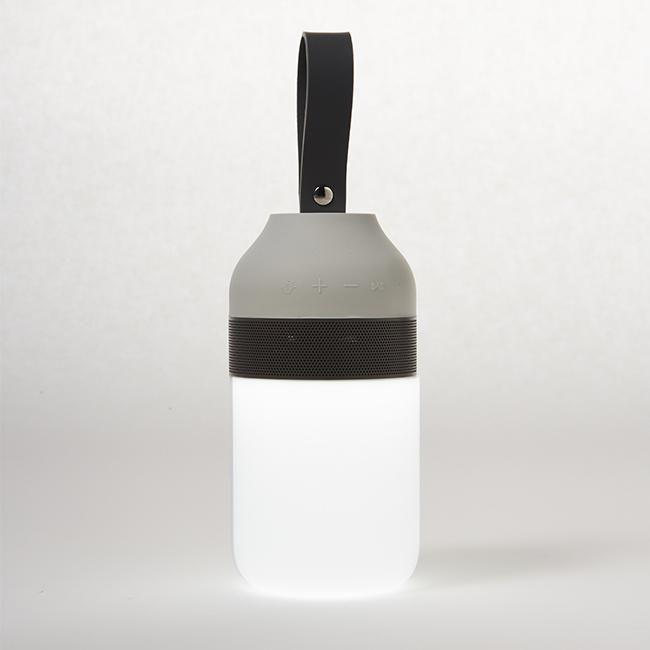 Lámpara Portátil Poud Outdoor Speaker