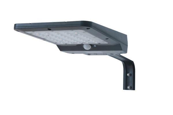 Proyector (Foco) LED Solar 8W, IP65, con dectector de movimiento activado 8530N