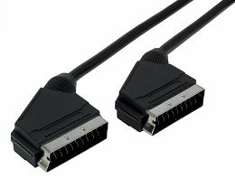 cable euroconector m-m