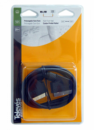 cable euroconector blister