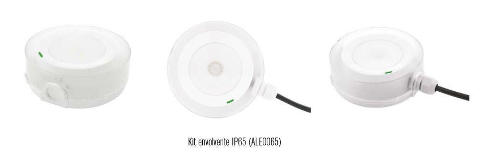 Accesorio Kit Envolvente IP65 CIRCULAR  Spazio Luz ZEMPER ALE0065
