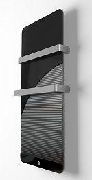 perspectiva radiador toallero seca-toallas haverland xtal