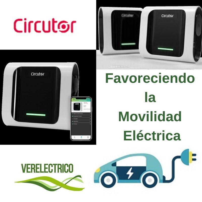 Equipo de recarga interior de vehículos eléctricos CIRCUTOR