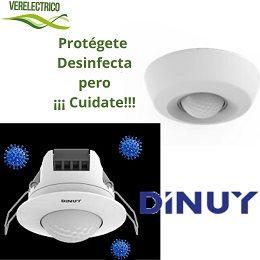 Detectores que APAGAN la Luz Ultravioleta