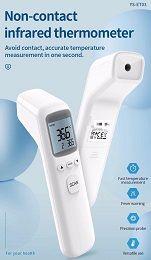 termometro infrarrojo sin contacto corporal